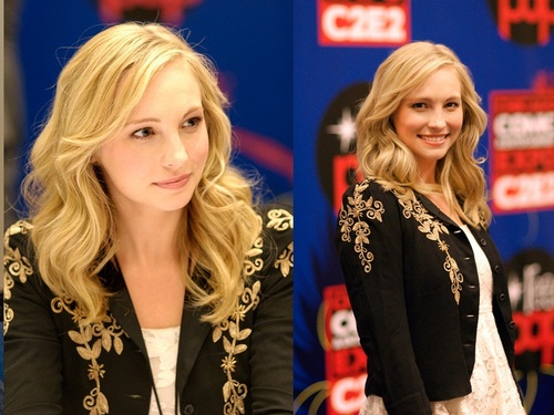 Candice Accola پیپر وال containing a portrait called Candice Accola ❤
