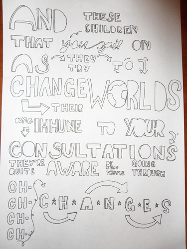 Changes Lyrics