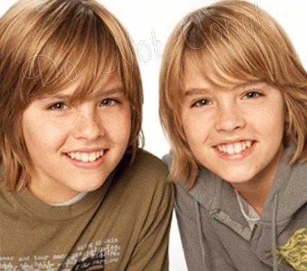 The Suite Life of Zack & Cody wallpaper containing a portrait titled Cody and Zack