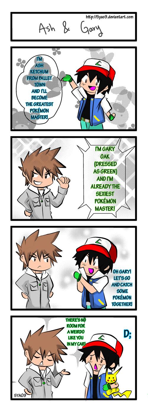 Fan Comics Pokemon Comic Pokemon Fan Art