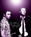 Cory & Chris<3 - cory-monteith-and-chris-colfer fan art