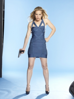 Covert Affairs - Annie Walker Shoot