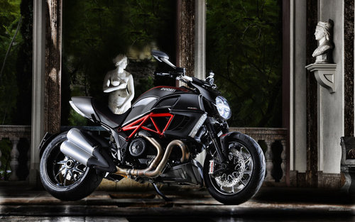 DUCATI DIAVEL - motorcycles Wallpaper