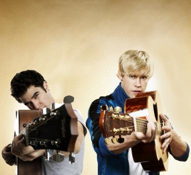 Darren vs Chord (guitars out!)