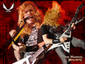 megadeth - Dave Mustaine wallpaper
