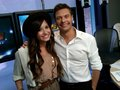 Demi Lovato on Ryan Seacrest this morning!!