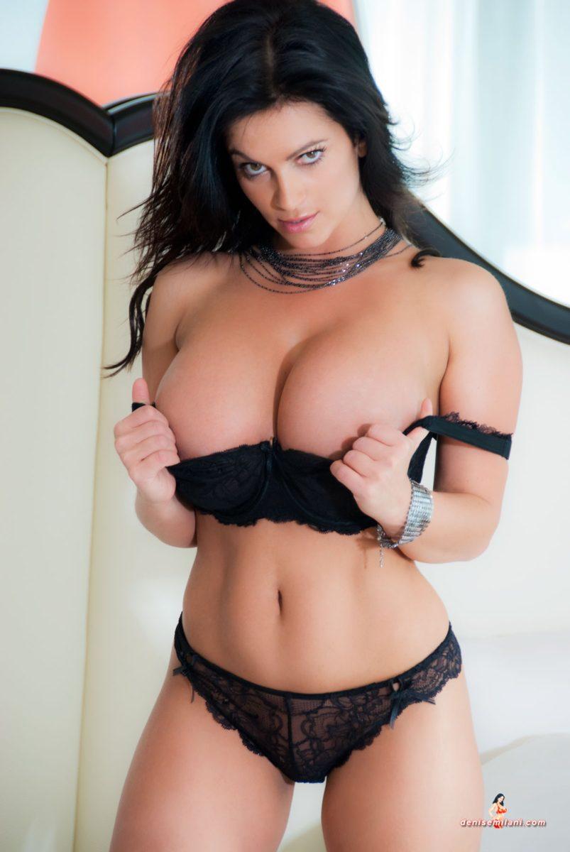 Denise Milani | Honeymoon Set