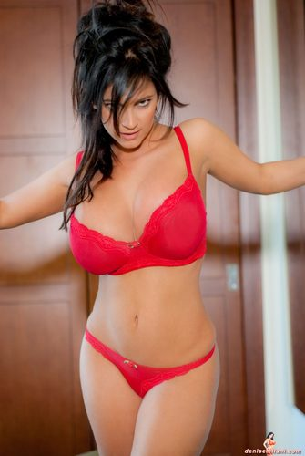 Denise Milani | Torch Red