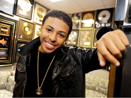 Diggy Simmons wallpaper titled Diggy Simmons<3