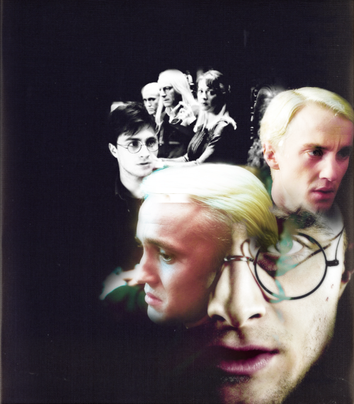 draco malfoyharry potter works archive of our own - 500×571