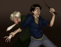 Drarry - پرستار Art (Slash)