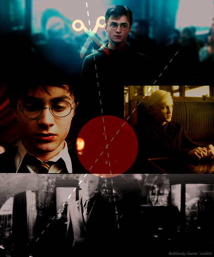 Draco Malfoy wallpaper called Drarry - Fan Art (Slash)