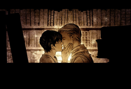 Drarry - Fan Art (Slas...