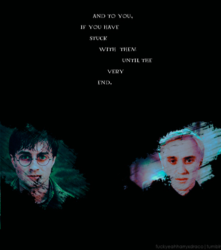 Drarry - fã Art (Slash)