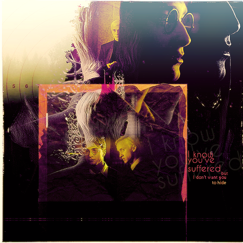 Drarry - ファン Art (Slash)