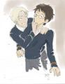 Drarry - Fan Art