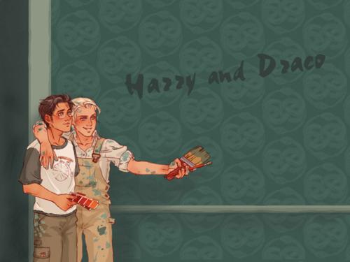 Drarry - प्रशंसक Art