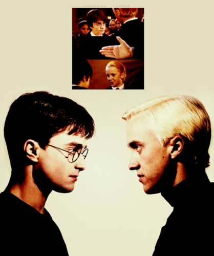 Drarry - fã Art