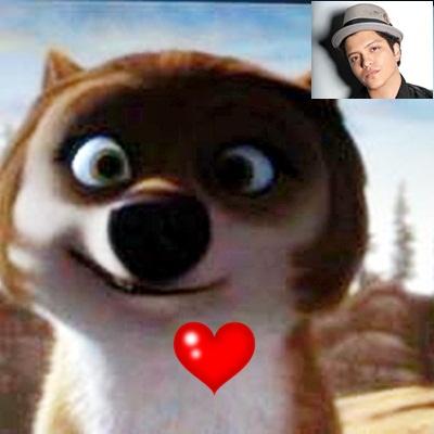 EVE Loves Bruno Mars WTF