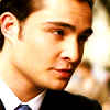 Ed Westwick photo containing a business suit and a portrait entitled Ed