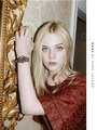 Elle Fanning for Marc Jacobs by Juergen Teller. - elle-fanning photo