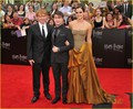 Emma Watson &amp; Daniel Radcliffe: 'Deathly Hallows' NYC Premiere!