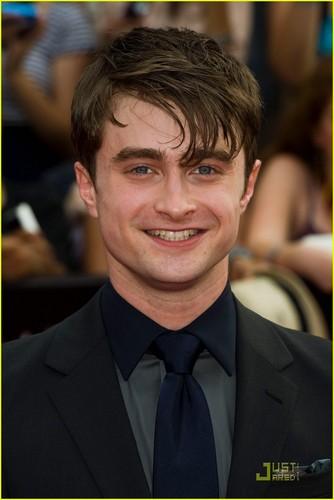 Emma Watson & Daniel Radcliffe: 'Deathly Hallows' NYC Premiere!