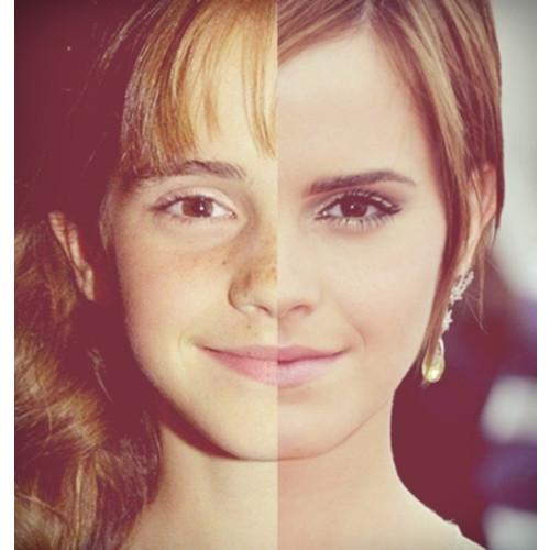 Emma Watson - Then & Now