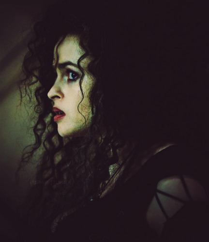 Evil Villains: Bellatrix Lestrange