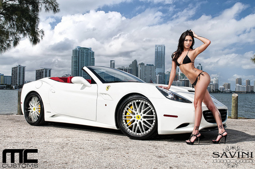 FERRARI CALIFORNIA TUNING