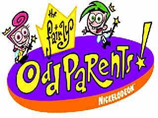 The Fairly OddParents karatasi la kupamba ukuta titled Fairly Odd Parents