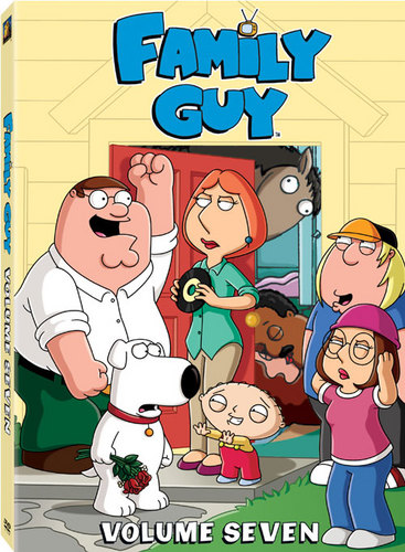 Family Guy: Volume Seven