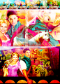 Forwood as Disney's Rapunzel - L'intreccio della torre