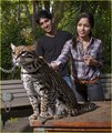 Freida pinto & Dev Patel: San Diego Zoo Sweethearts- November 26, 2009