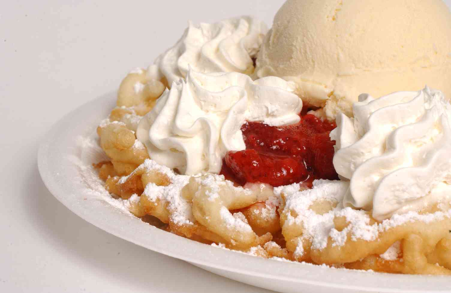 Funnel Cake images Funnel Cake HD wallpaper and background photos ...