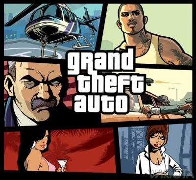 GTA - grand-theft-auto Photo
