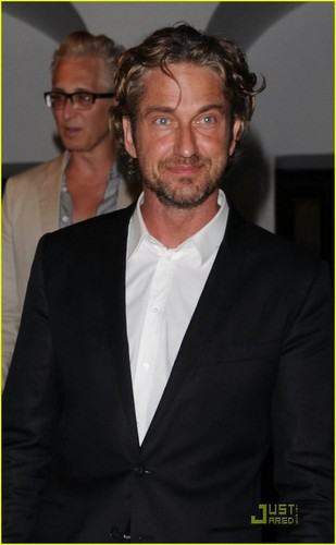 Gerard Butler: Ischia Festival's Actor of the Year!