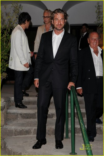 Gerard Butler: Ischia Festival's Actor of the Year! - gerard-butler Photo