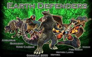 Go Earth Defenders!