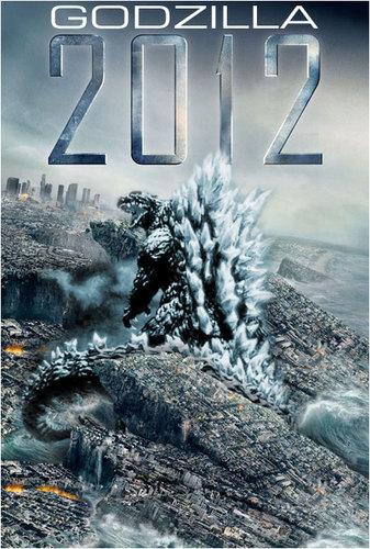 Godzilla 壁紙 entitled Godzilla 2012