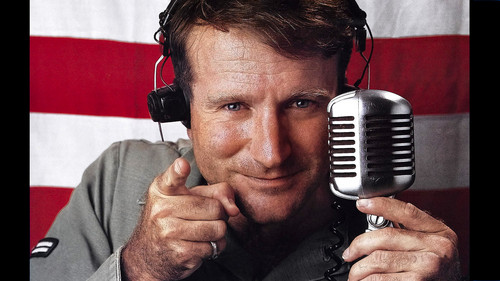Good Morning Vietnam - robin-williams Wallpaper