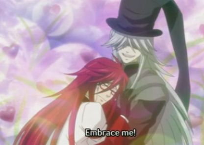 Grell and Undertaker - Grell Sutcliffe Photo (23620616 ...