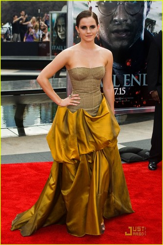 Harry Potter And The Deathly Hallows Part II - NYC Premiere