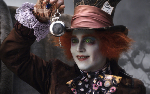 tim burton wallpaper titled Hatter