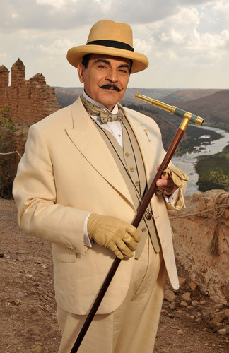 Poirot wallpaper entitled Hercule Poirot