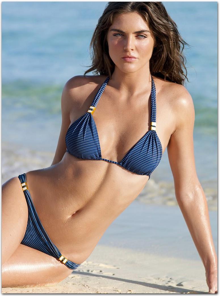 Hilary Rhoda Bikini 48