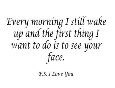 In Ps.I love u | ♥