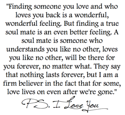 In Ps.I Liebe Du | ♥