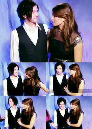 Jackson Rathbone & Ashley Greene wallpaper called J.R. & A.G.