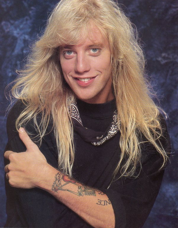 Jani Lane - Warrant fotografia (23600968) - fanpop